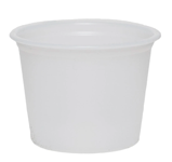 ice cream cups and supplies